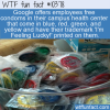 WTF Fun Fact – Google Condoms