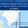 WTF Fun Fact – Greenland Dominates Iceland