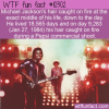 WTF Fun Fact – Michael Jackson Hair Fire
