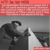 WTF Fun Fact – Washington Monument Precious Aluminum