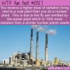 WTF Fun Fact – Coal Plant Radiation