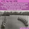 WTF Fun Fact – Rettungsboje Rescue Buoy
