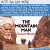 WTF Fun Fact – India's Mountain Man