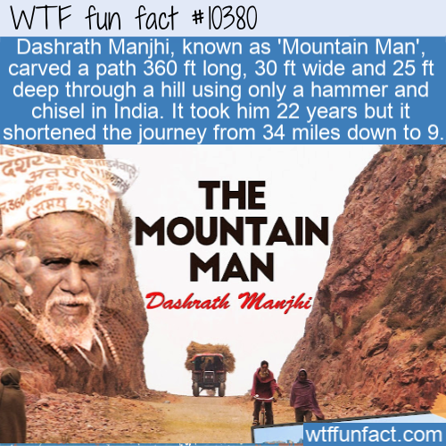 WTF Fun Fact - Road for Life