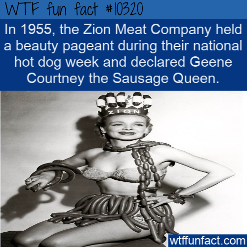 WTF Fun Fact - Sausage Queen
