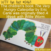 WTF Fun Fact – A Week with Willie Worm