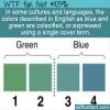 WTF Fun Fact – Blue, Green, Grue