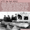 WTF Fun Fact – Missing Broken Arrows