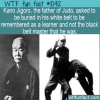 WTF Fun Fact – One Last Judo Lesson