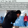 WTF Fun Fact – Brazil's Models