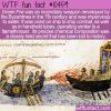 WTF Fun Fact – Greek Fire