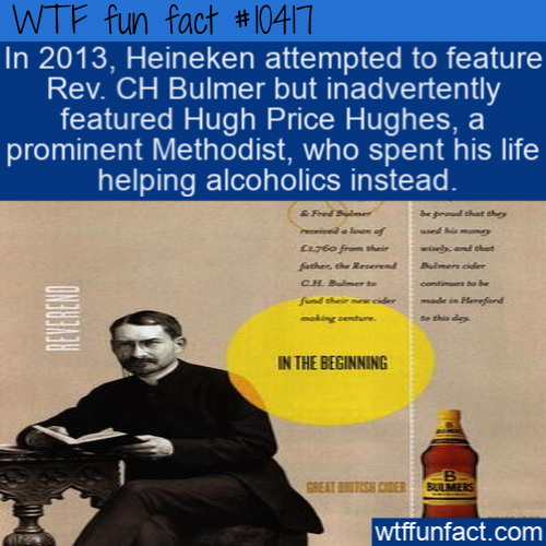 WTF Fun Fact - Heineken Advertising Blunder