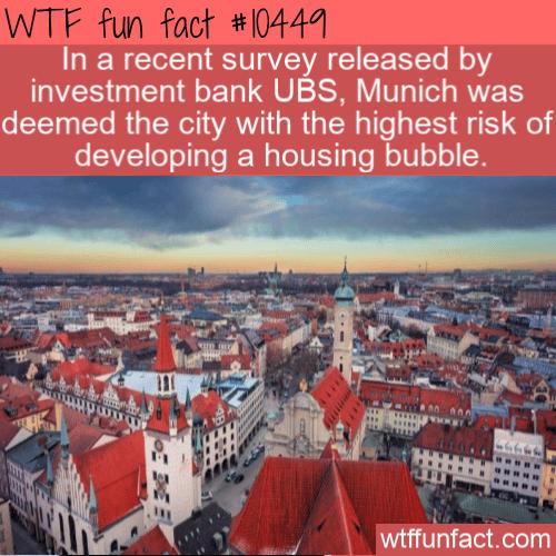 WTF Fun Fact - Housing Bubble