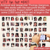 WTF Fun Fact – Serial Killers At Large