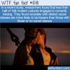 WTF Fun Fact – Romantic Kissing