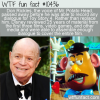 WTF Fun Fact – Mr. Potato Head