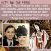 WTF Fun Fact – First Lady UFO Traveler