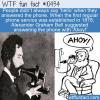 WTF Fun Fact – Ahoy!
