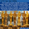 WTF Fun Fact – Academy Awards Mystery Oscar