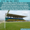 WTF Fun Fact – Zerão Stadium