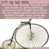 WTF Fun Fact – Penny Farthings