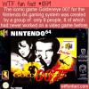 WTF Fun Fact – Goldeneye 007 Rookies