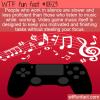 WTF Fun Fact – Music While You Work