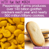 WTF Fun Fact – Pepperidge Farms Puts Out