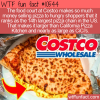 WTF Fun Fact – Costco Pizza Chain