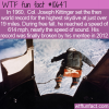 WTF Fun Fact – 1960's Skydiver