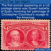 WTF Fun Fact – First Woman On US Stamp