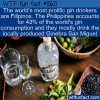 WTF Fun Fact – Prolific Gin Drinkers