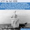 WTF Fun Fact – Kon-Tiki Expedition