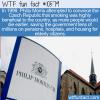 WTF Fun Fact – Czech Out Phillip Morris