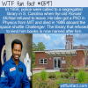 WTF Fun Fact – Ronald McNair