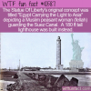 WTF Fun Fact – Egypt Carrying the Light to Asia
