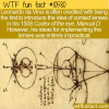 WTF Fun Fact – Da Vinci's Contact Lenses