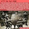 WTF Fun Fact – Drunkard's Cloak