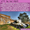 WTF Fun Fact – Stompie The Tank