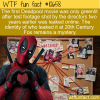 WTF Fun Fact – Deadpool Mystery