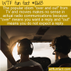 WTF Fun Fact – Over And Out