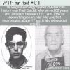 WTF Fun Fact – Longest Prisoner