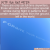 WTF Fun Fact – Skywriting