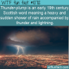WTF Fun Fact – Thunder-plump