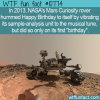 WTF Fun Fact – Curiosity's Happy Birthday