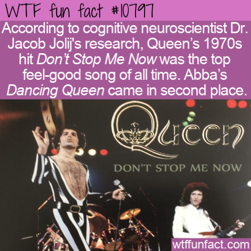 WTF Fun Fact - Feel Good Song