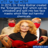 WTF Fun Fact – Emergency Bra