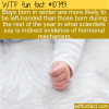 WTF Fun Fact – Hormonal Mechanism