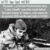 WTF Fun Fact – Lady Death