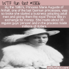WTF Fun Fact – Broke Princess Adopts Men